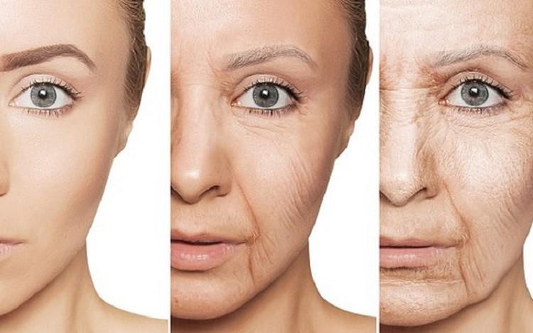 Dấu hiệu lão hóa trên da mặt phụ nữ nên biết