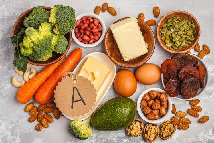 Dấu hiệu trẻ bị thiếu vitamin A và cách phòng ngừa