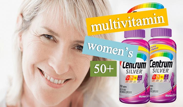 [Review] Centrum Silver Ultra thực phẩm bổ sung dành cho phụ nữ trên 50 tuổi