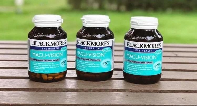 [Vạch trần] thuốc bổ mắt Blackmores có tốt không chia sẻ từ người dùng