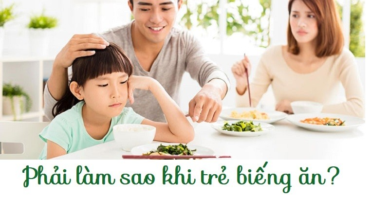 Trẻ biếng ăn: Nguyên nhân và cách giúp trẻ hết biếng ăn