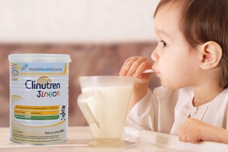 Review Sữa Clinutren Junior Nga có tốt không từ chuyên gia dinh dưỡng