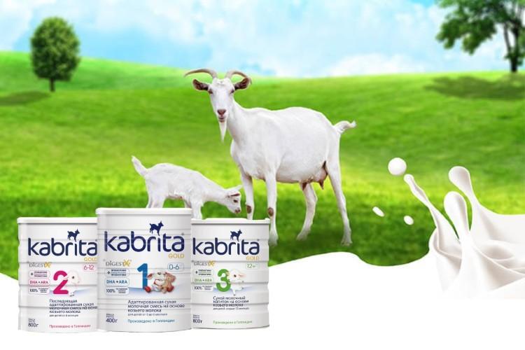 Sữa dê Kabrita có tốt không? Review từ người dùng