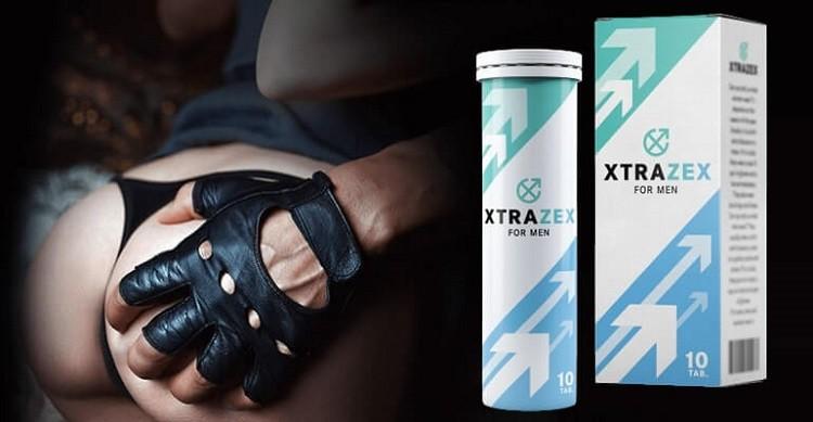 [Review] Viên sủi Xtrazex cho nam giới
