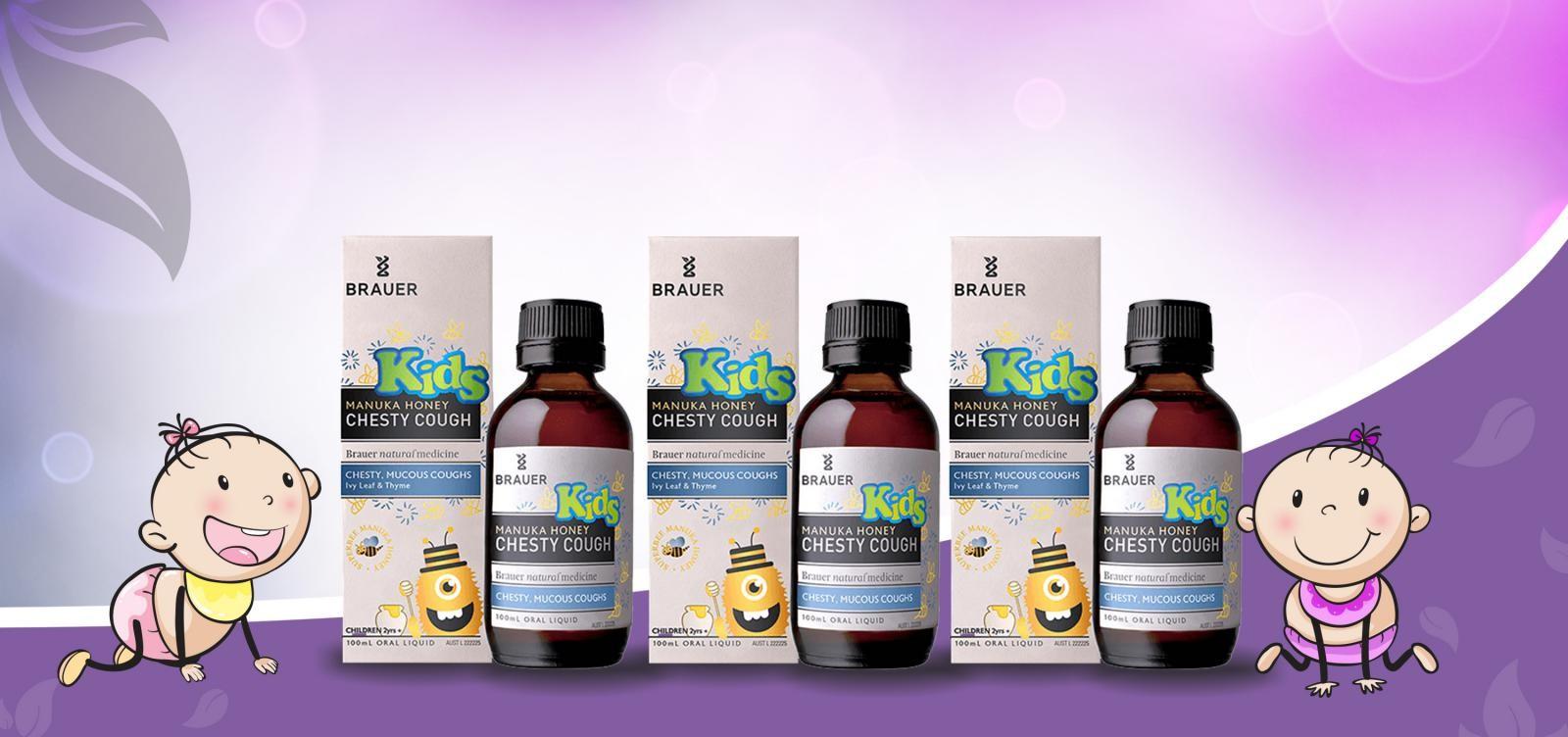 Review hãng Brauer của Úc có tốt cho sức khỏe của trẻ?