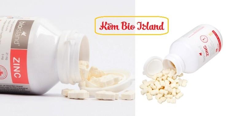 [Review] Kẽm Bio Island Zinc có tốt không từ khách hàng