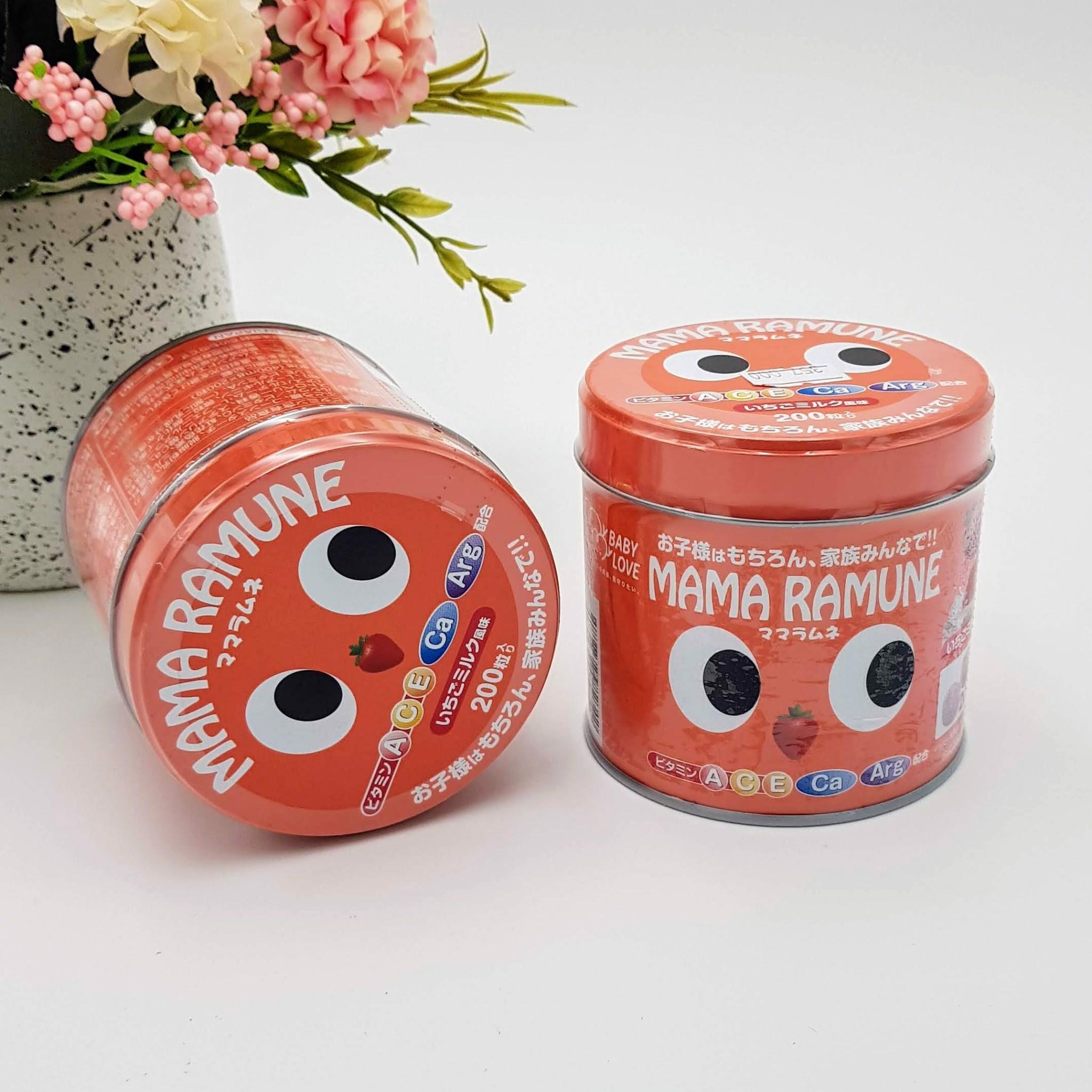 [Vạch trần] Kẹo Mama Ramune có tốt không webtretho từ người dùng?