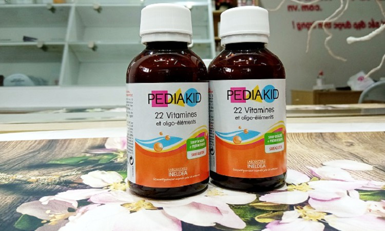 Pediakid 22 Vitamin Review chi tiết