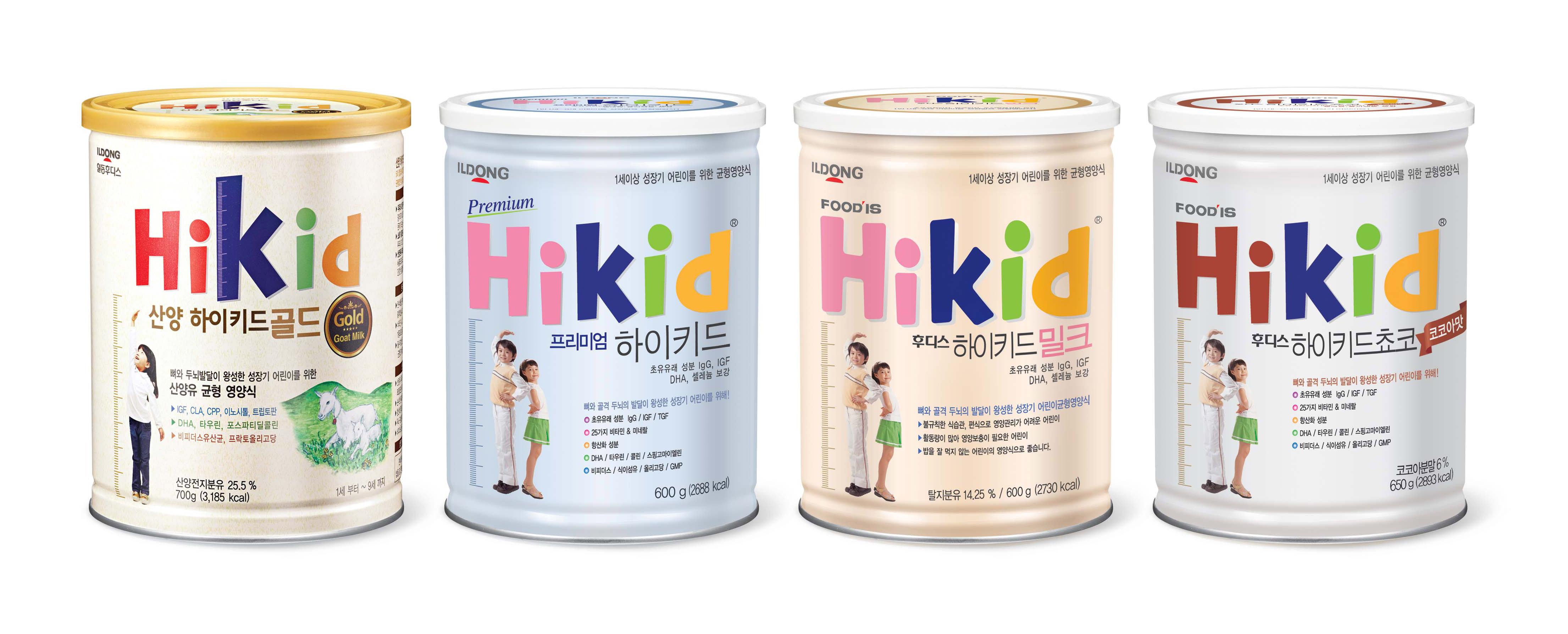 Review sữa Hikid có tốt không? Cách pha sữa Hikid chuẩn Hàn