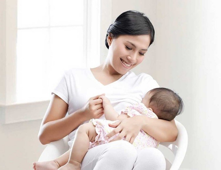 Cách gọi sữa về sau sinh khi bị mất sữa