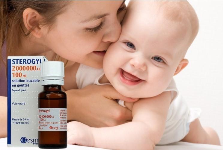 [Giải đáp] Vitamin D Sterogyl mở nắp dùng được bao lâu?