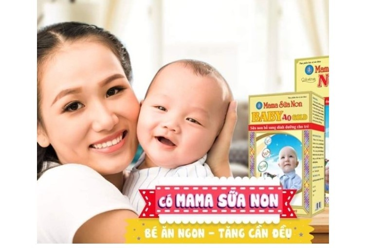 Mama sữa non Baby A0 Gold có tốt không, giá bao nhiêu