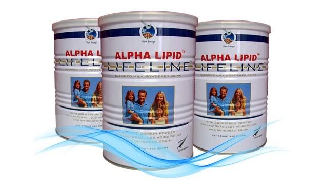 Mua sữa non Alpha Lipid ở đâu chính hãng? Có tác dụng gì?