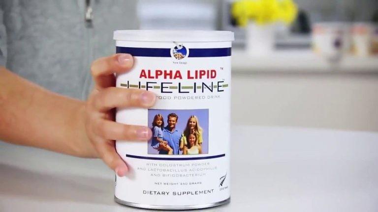 Giải đáp uống sữa non Alpha Lipid có tăng cân không