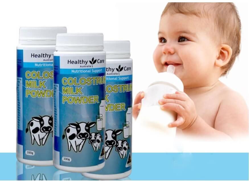 Review sữa non Healthy Care có tốt không từ người dùng