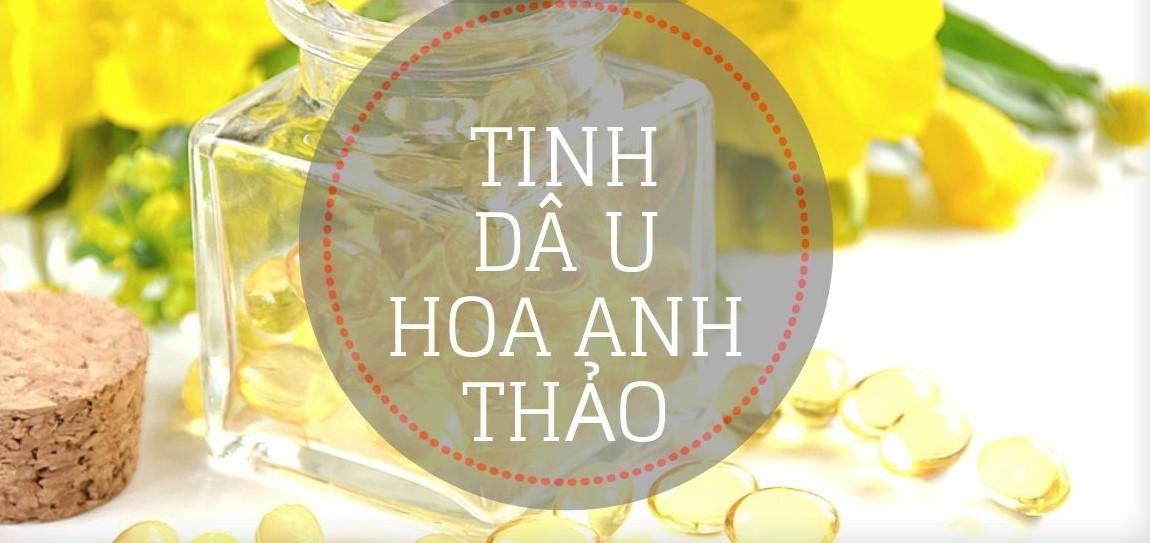 [Giải đáp] Bà bầu uống tinh dầu hoa anh thảo có được không?