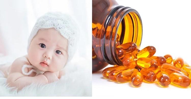 Khi nào cho trẻ uống vitamin A? Trẻ uống vitamin A đến mấy tuổi