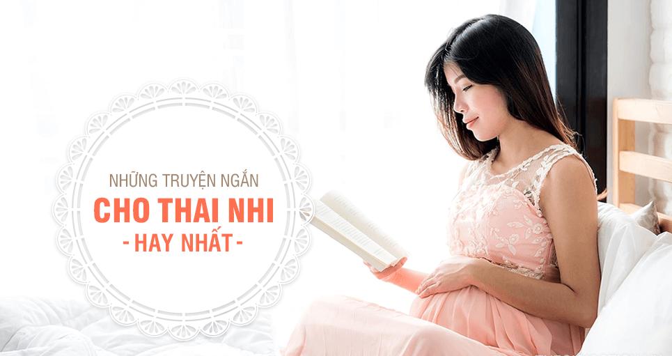 Truyện kể cho thai nhi thông minh - Phương pháp thai giáo