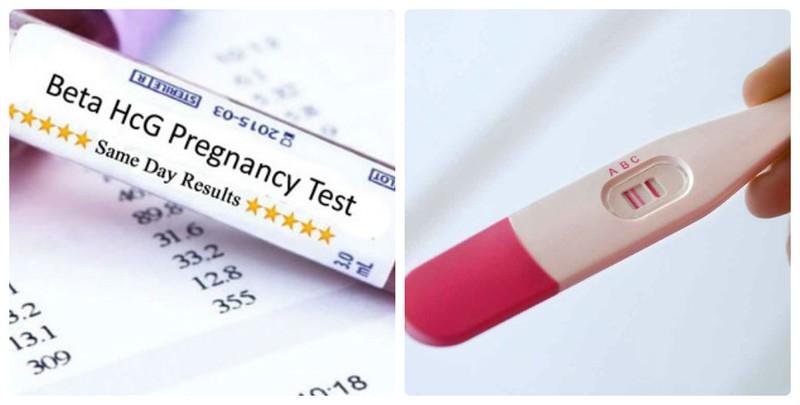 Có thai ngoài tử cung thử que được không