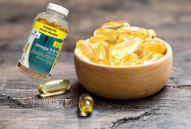 [Review] Viên uống Omega 3-6-9 Support Heart Health có tốt không?