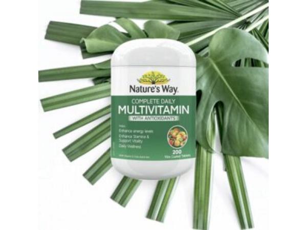 Vitamin tổng hợp Nature Way Multivitamin của Úc có tốt không?