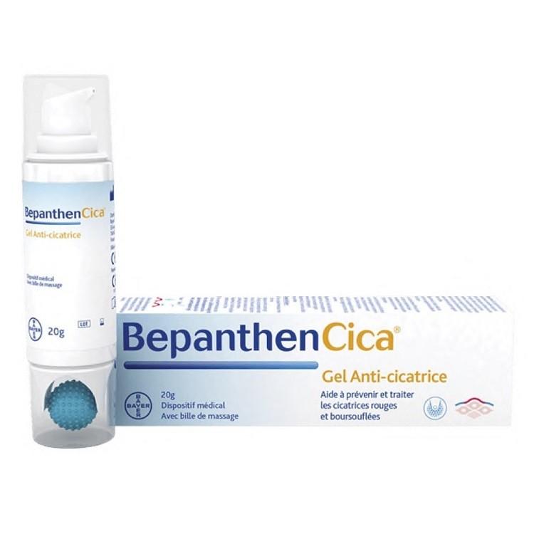 Kem trị hăm da Bepanthen