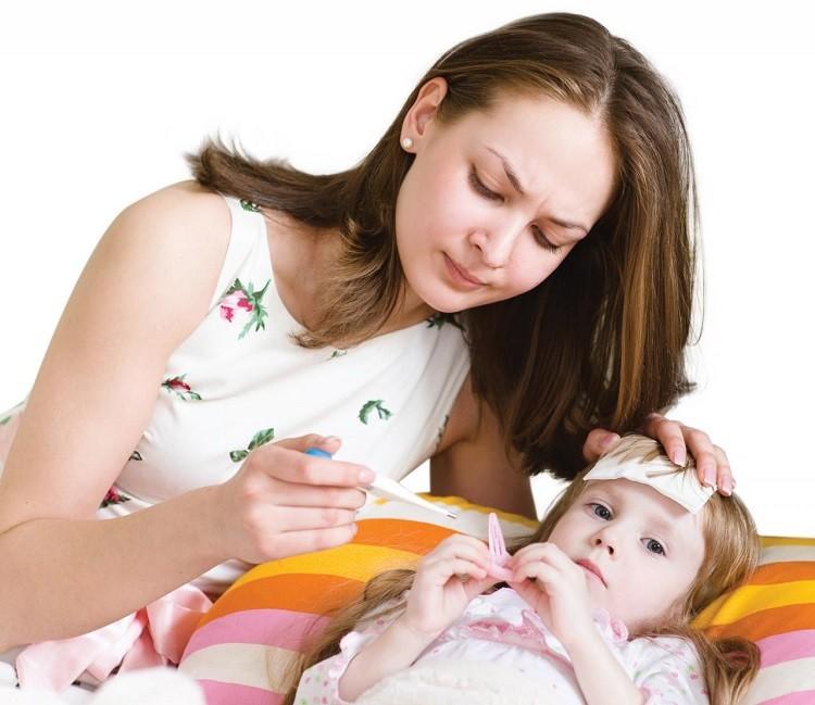 Trẻ dễ mắc các bệnh về thiếu vitamin A