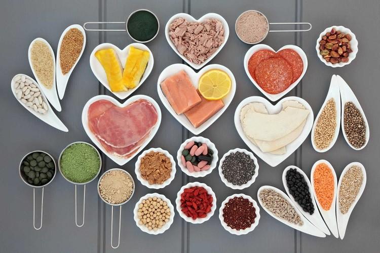 Các thực phẩm giàu vitamin A trong tự nhiên