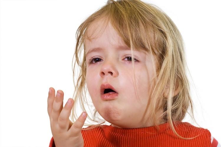 Trẻ thường mắc bệnh ho gà