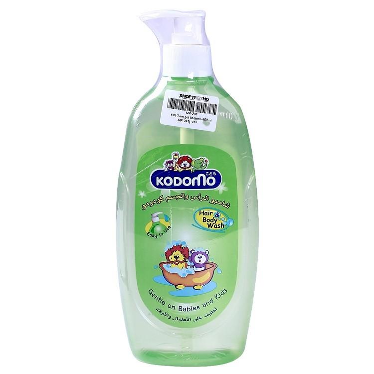 Dầu tắm gội Kodomo