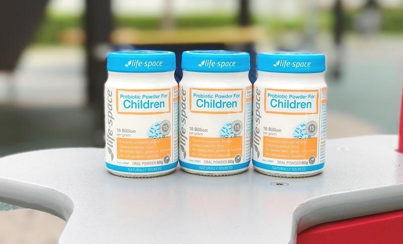 Men vi sinh Life Space Probiotic Powder