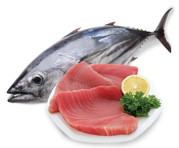 Hải sản chứa hàm lượng thủy ngân cao