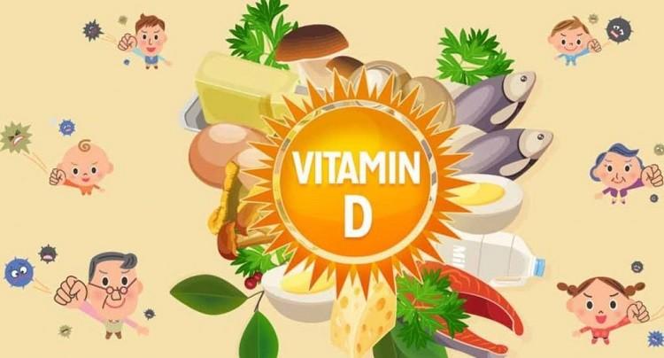 còi xương do thiếu vitamin D