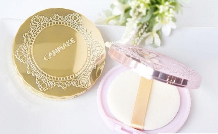 Canmake Marshmallow Finish Powder Nhật