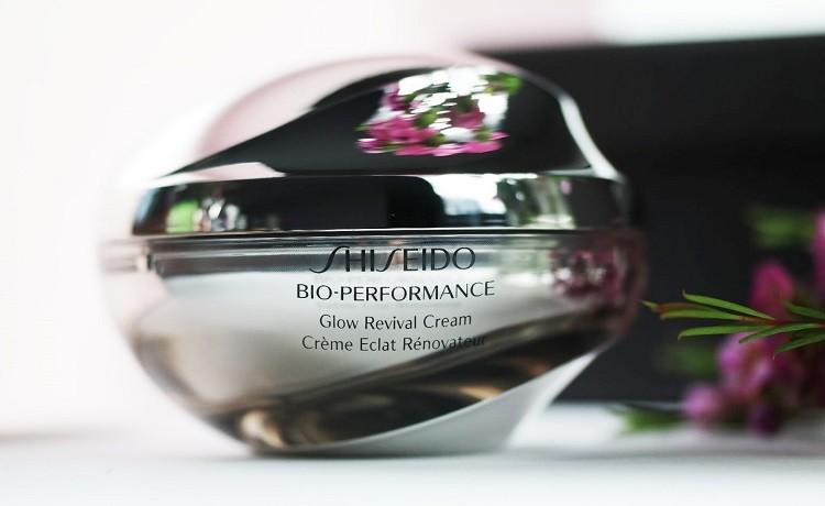 Shiseido Bio Performance Glow Revival Cream