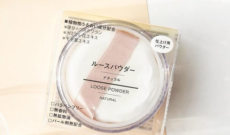 Muji Loose Powder Nhật Bản
