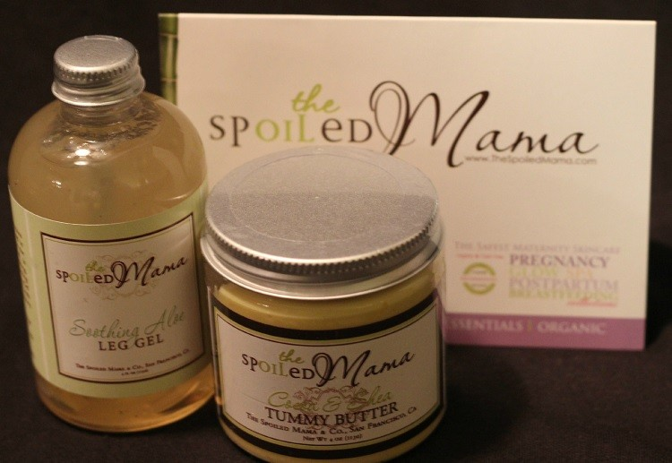 Spoiled Mama Tummy Butter For Stretch Marks