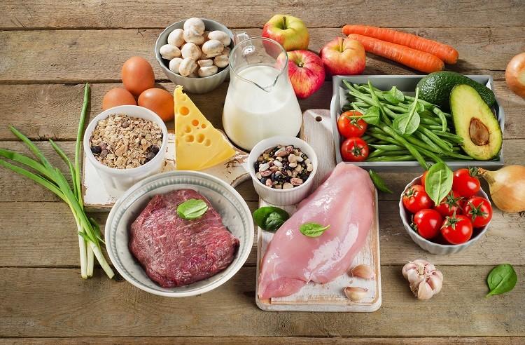 áp dụng chế độ ăn uống khoa học