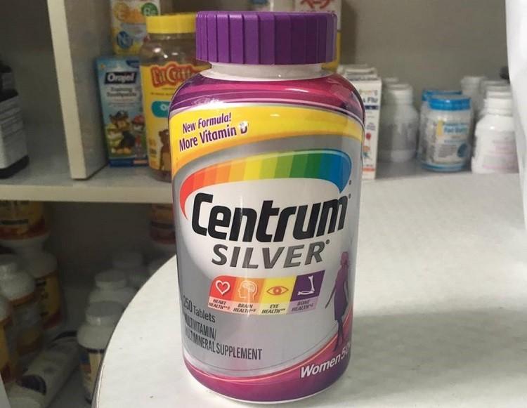 thực phẩm chức năng Centrum Silver Ultra