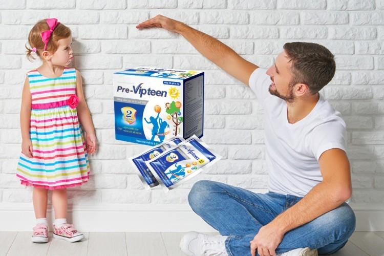 Pre Vipteen 2 Cho Trẻ Từ 6 Tháng Tuổi