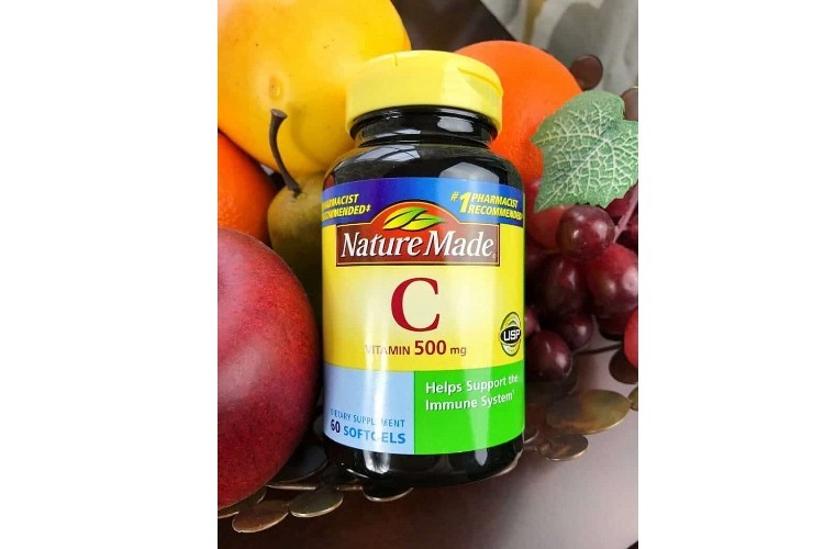 Vitamin C Nature Made 500mg
