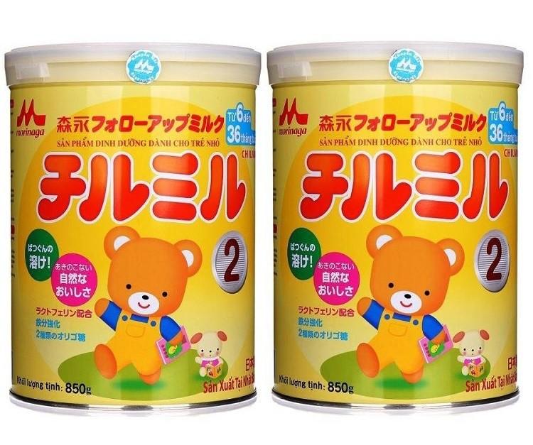Sữa Morinaga số 2