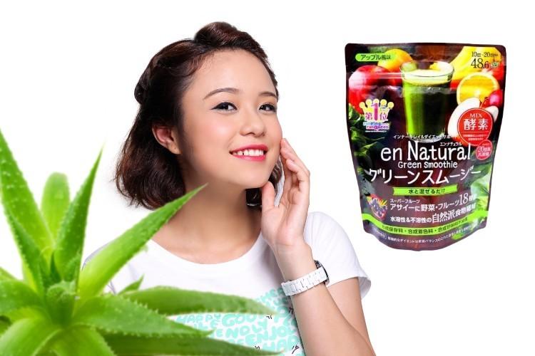 Acai Berry Smoothie En Natural là một trong những sản phẩm hỗ trợ giảm cân
