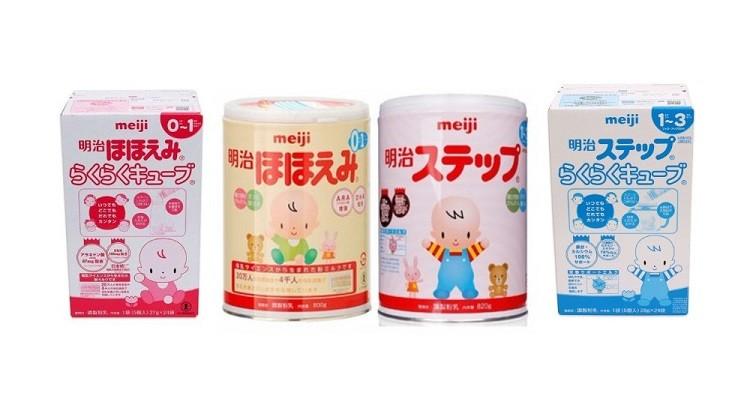 sữa meiji nhập khẩu