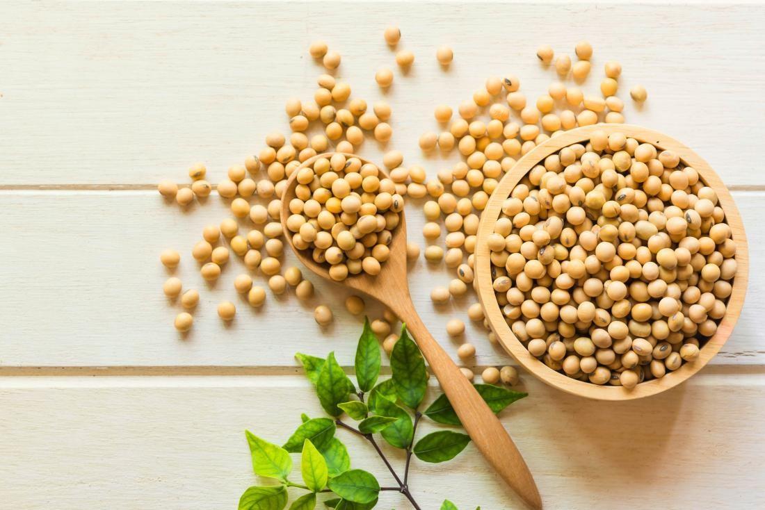 Mầm đậu nành là chiết xuất của đậu nành