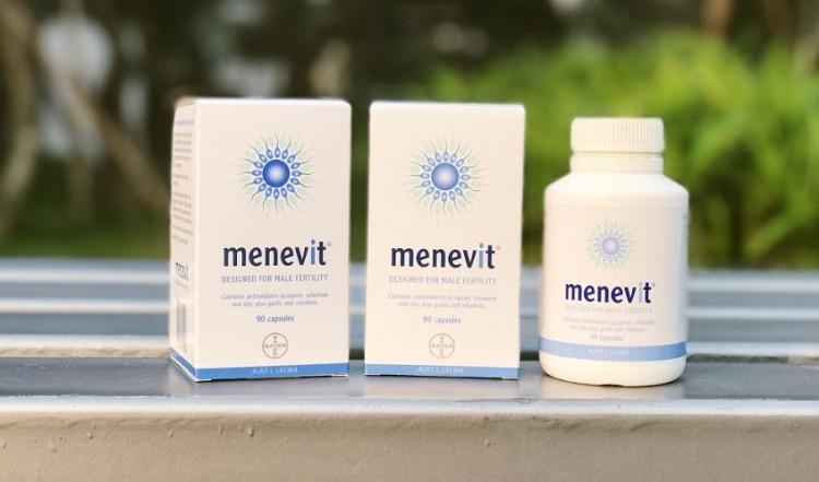 mua viên uống Menevit tại địa chỉ uy tín