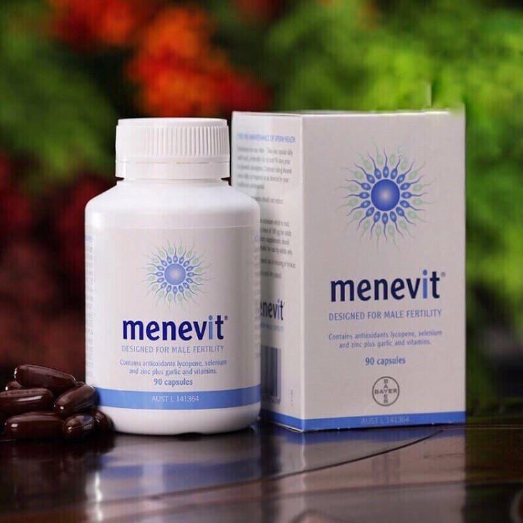 viên uống Menevit