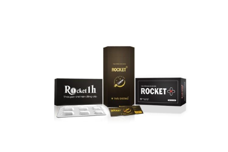 Rocket là sản phẩm sử dụng cho đối tượng nam giới