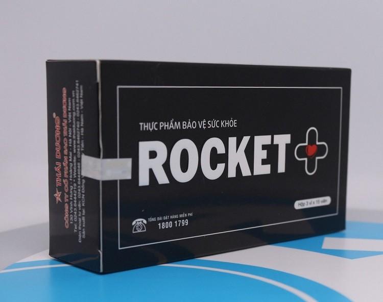 Viên uống Rocket +