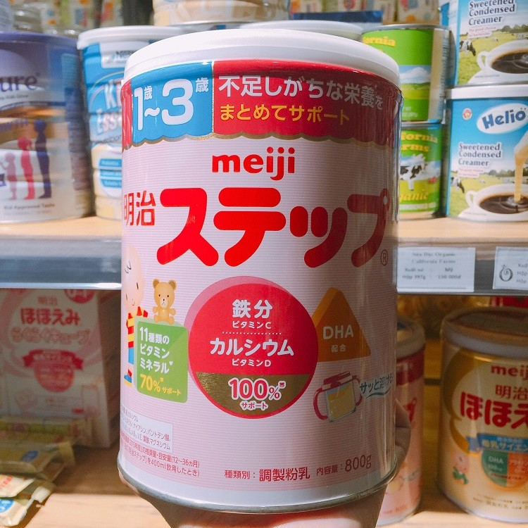 Sữa bột Meiji số 9